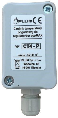 Venkovní čidlo CT4-P bez kabelu Benekov